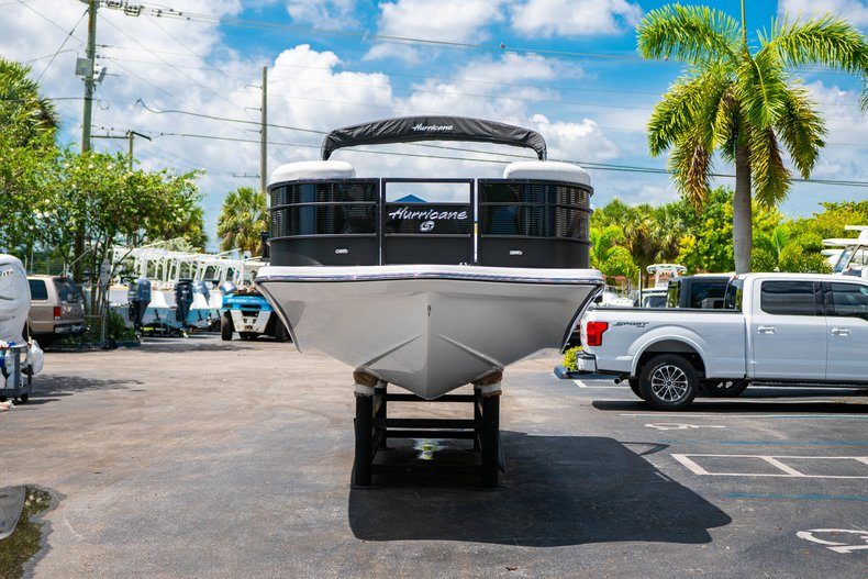 Thumbnail 2 for New 2019 Hurricane FunDeck FD 236SB boat for sale in Vero Beach, FL
