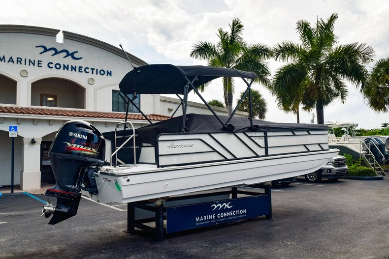 Image 7 for 2019 Hurricane FunDeck FD 226 OB in West Palm Beach, FL