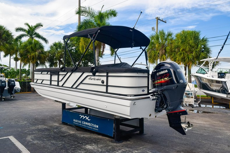 Thumbnail 5 for New 2019 Hurricane FunDeck FD 226 OB boat for sale in West Palm Beach, FL