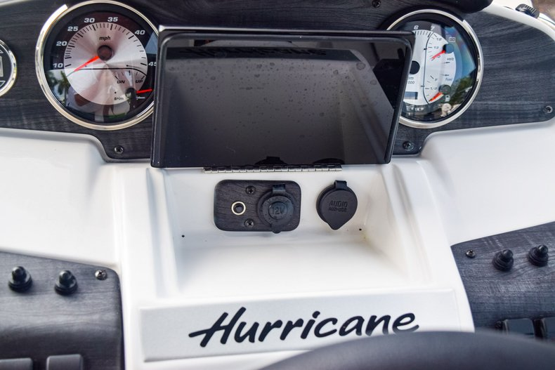 Image 28 for 2019 Hurricane FunDeck FD 226 OB in West Palm Beach, FL