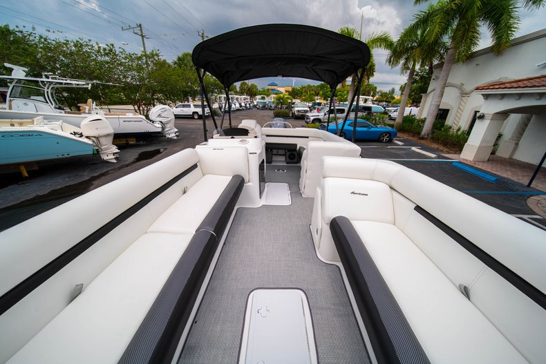 Thumbnail 28 for New 2019 Hurricane FunDeck FD 226 OB boat for sale in West Palm Beach, FL