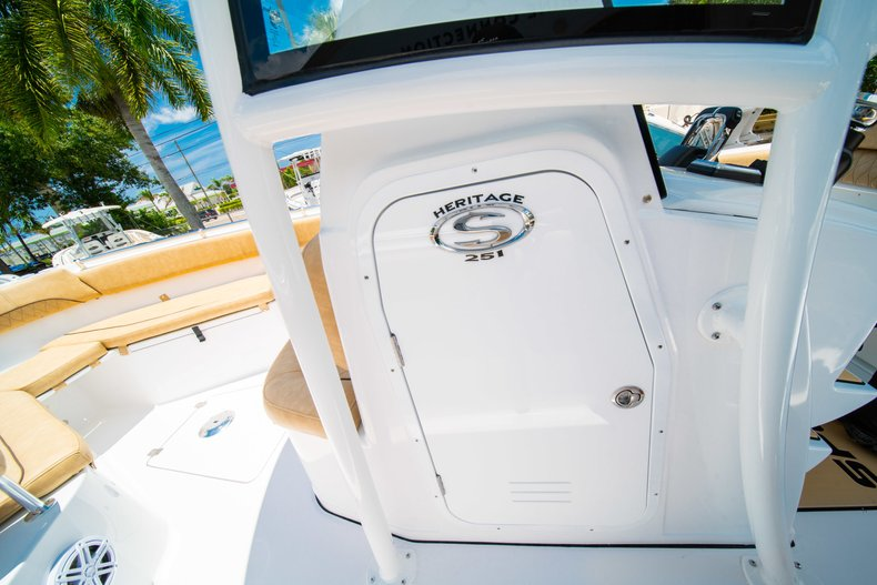Thumbnail 31 for New 2019 Sportsman Heritage 251 Center Console boat for sale in West Palm Beach, FL