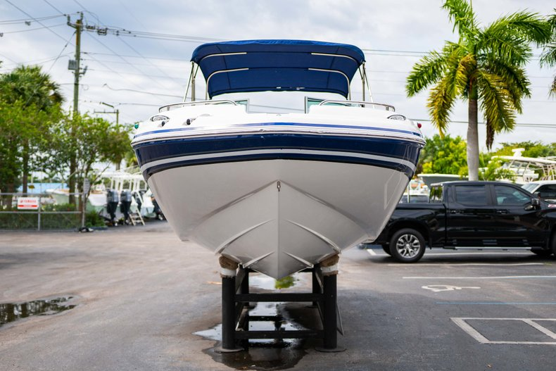 Thumbnail 2 for Used 2012 Hurricane SunDeck 2400 boat for sale in West Palm Beach, FL