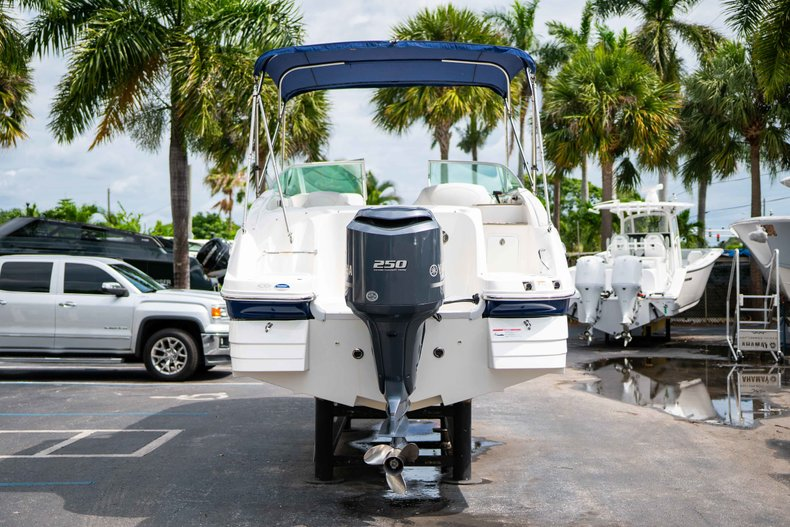 Thumbnail 6 for Used 2012 Hurricane SunDeck 2400 boat for sale in West Palm Beach, FL