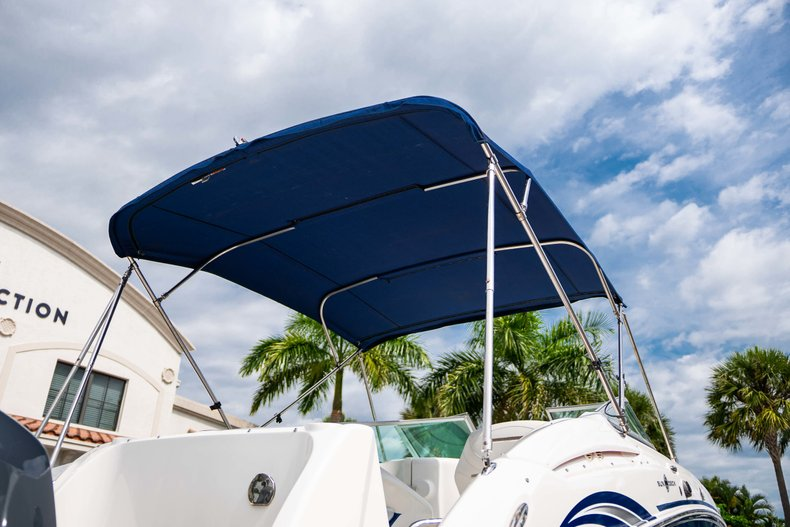 Thumbnail 8 for Used 2012 Hurricane SunDeck 2400 boat for sale in West Palm Beach, FL