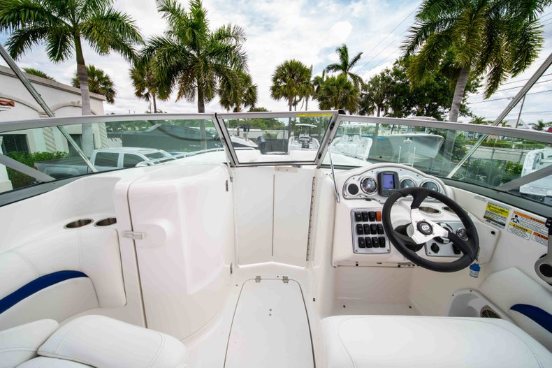 Thumbnail 16 for Used 2012 Hurricane SunDeck 2400 boat for sale in West Palm Beach, FL