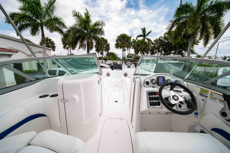 Thumbnail 15 for Used 2012 Hurricane SunDeck 2400 boat for sale in West Palm Beach, FL