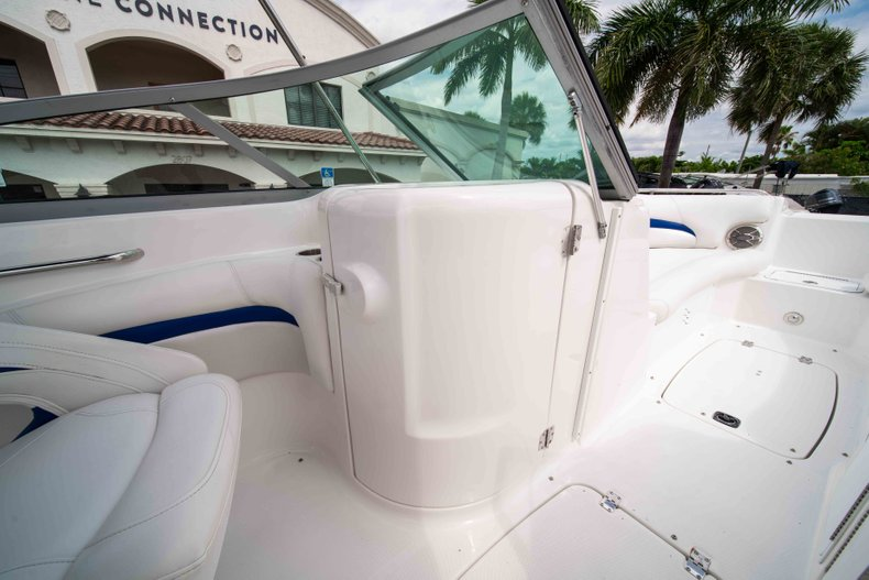 Thumbnail 21 for Used 2012 Hurricane SunDeck 2400 boat for sale in West Palm Beach, FL
