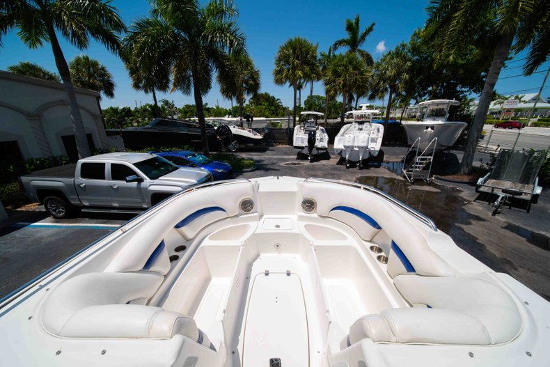 Thumbnail 26 for Used 2012 Hurricane SunDeck 2400 boat for sale in West Palm Beach, FL