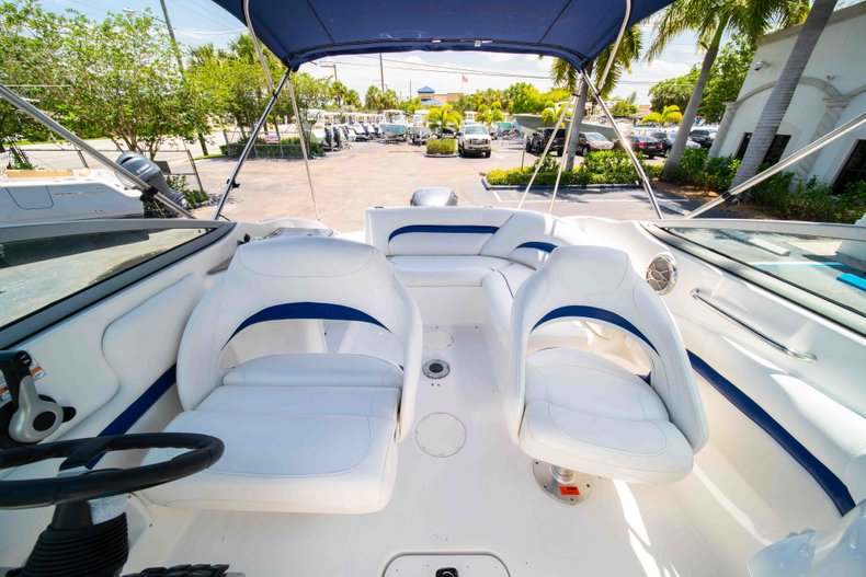Thumbnail 19 for Used 2012 Hurricane SunDeck 2400 boat for sale in West Palm Beach, FL