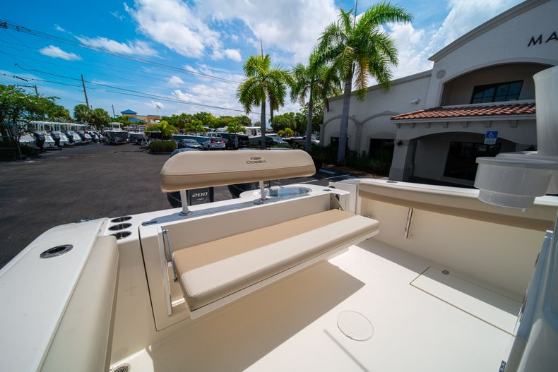 Thumbnail 10 for New 2019 Cobia 280 Center Console boat for sale in Fort Lauderdale, FL