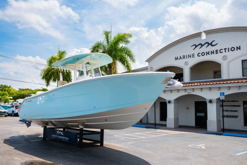 Thumbnail 1 for New 2019 Cobia 280 Center Console boat for sale in Fort Lauderdale, FL
