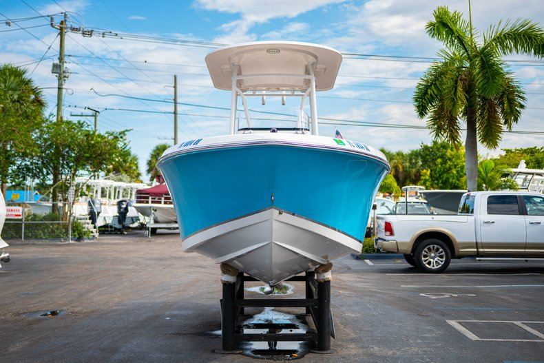 Thumbnail 2 for Used 2016 Release 208 RX boat for sale in West Palm Beach, FL