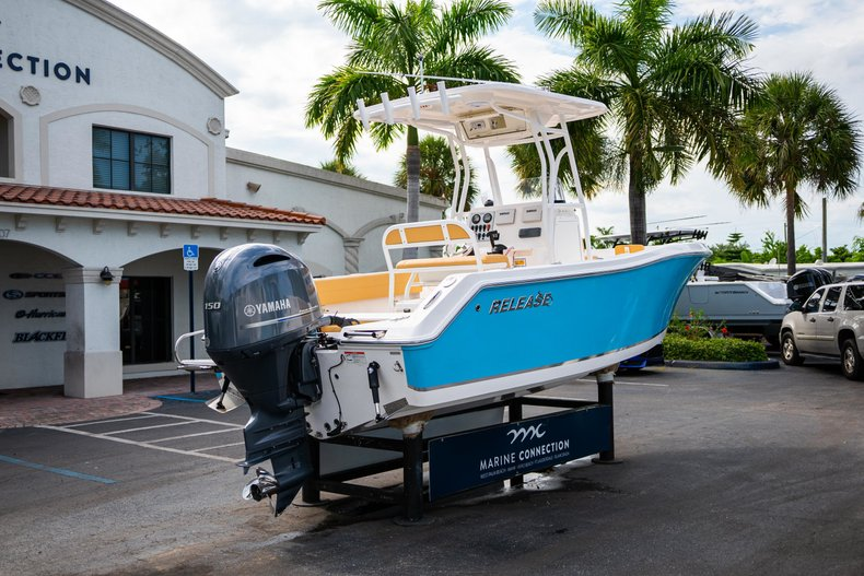 Thumbnail 7 for Used 2016 Release 208 RX boat for sale in West Palm Beach, FL