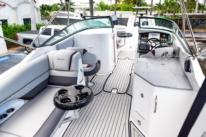 Thumbnail 69 for New 2019 Hurricane SunDeck SD 2690 OB boat for sale in West Palm Beach, FL