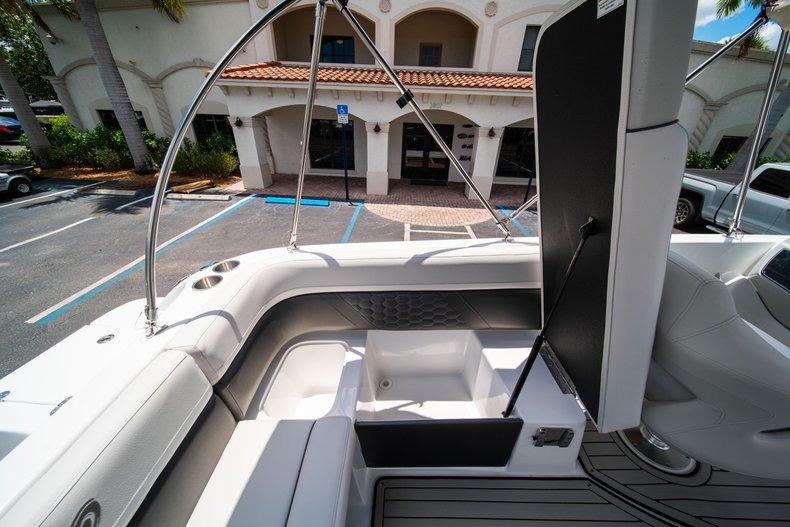 Thumbnail 10 for New 2020 Hurricane 218 SunDeck Sport OB boat for sale in West Palm Beach, FL