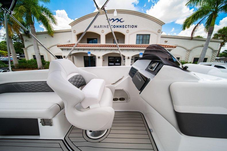 Thumbnail 19 for New 2020 Hurricane 218 SunDeck Sport OB boat for sale in West Palm Beach, FL
