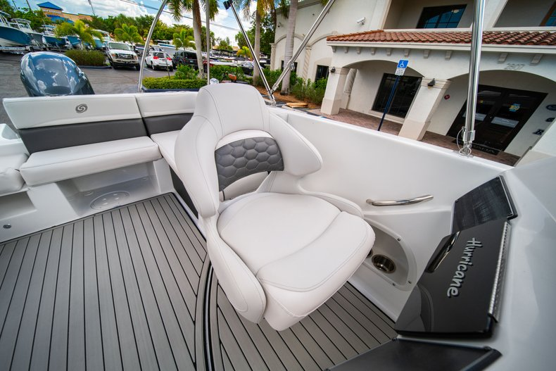 Thumbnail 23 for New 2020 Hurricane 218 SunDeck Sport OB boat for sale in West Palm Beach, FL