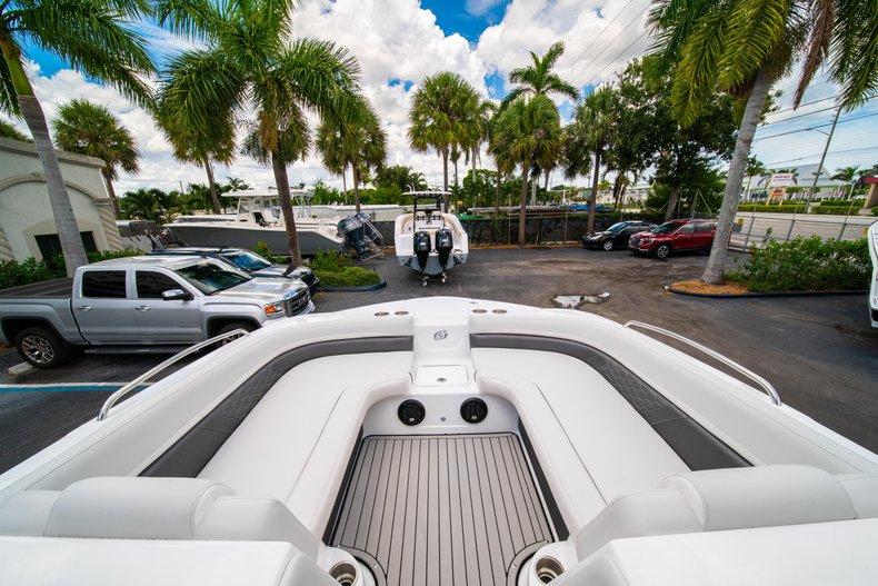 Thumbnail 25 for New 2020 Hurricane 218 SunDeck Sport OB boat for sale in West Palm Beach, FL