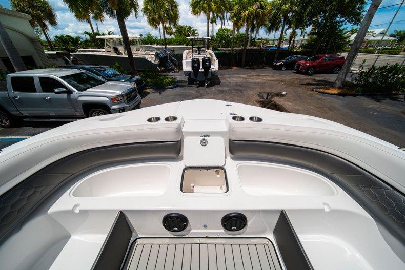 Thumbnail 28 for New 2020 Hurricane 218 SunDeck Sport OB boat for sale in West Palm Beach, FL