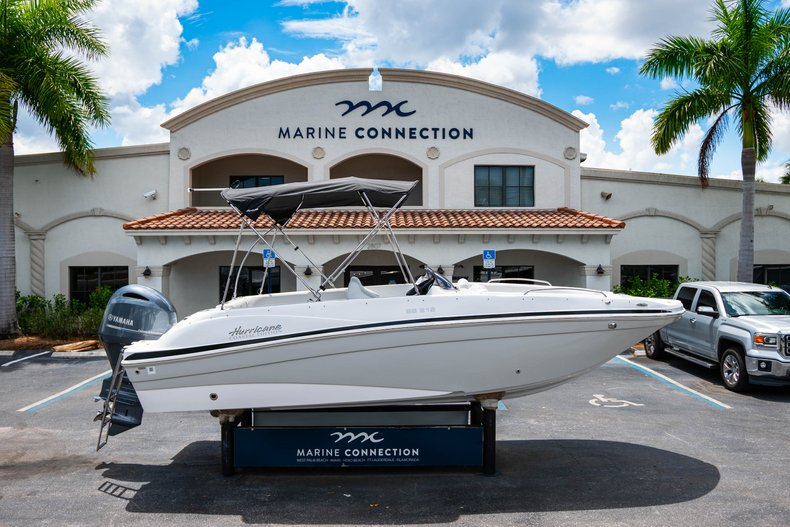 Photo for 2020 Hurricane 218 SunDeck Sport OB