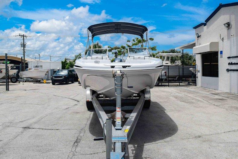 Thumbnail 2 for New 2020 Hurricane 217 SunDeck OB boat for sale in Fort Lauderdale, FL