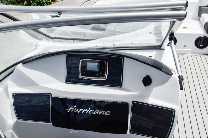 Thumbnail 28 for New 2020 Hurricane 217 SunDeck OB boat for sale in Fort Lauderdale, FL