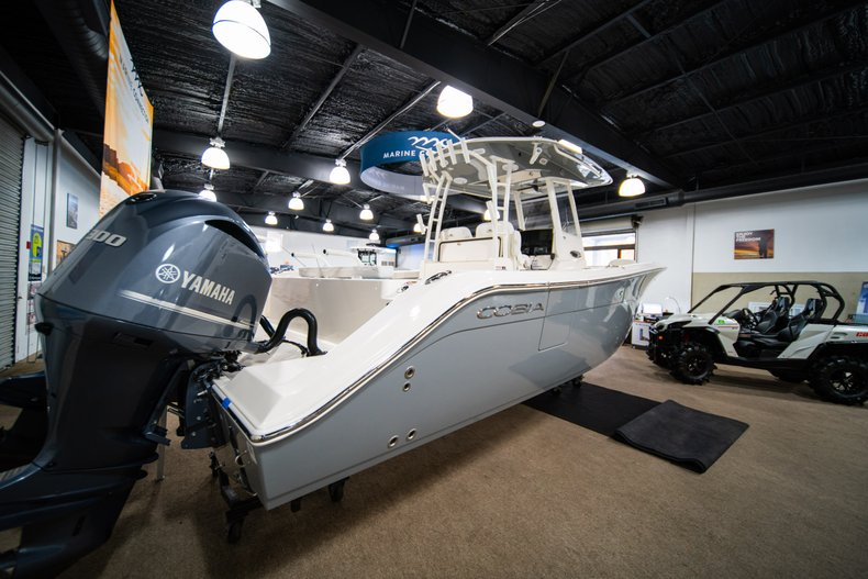 Thumbnail 3 for New 2019 Cobia 301 CC Center Console boat for sale in West Palm Beach, FL