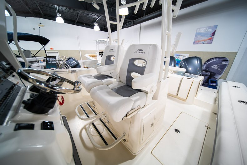 Thumbnail 25 for New 2019 Cobia 301 CC Center Console boat for sale in West Palm Beach, FL