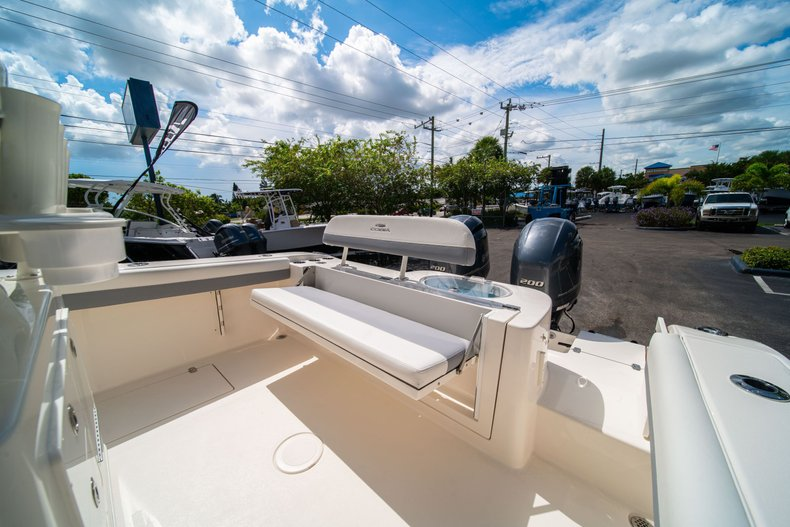 Thumbnail 11 for New 2019 Cobia 280 Center Console boat for sale in West Palm Beach, FL