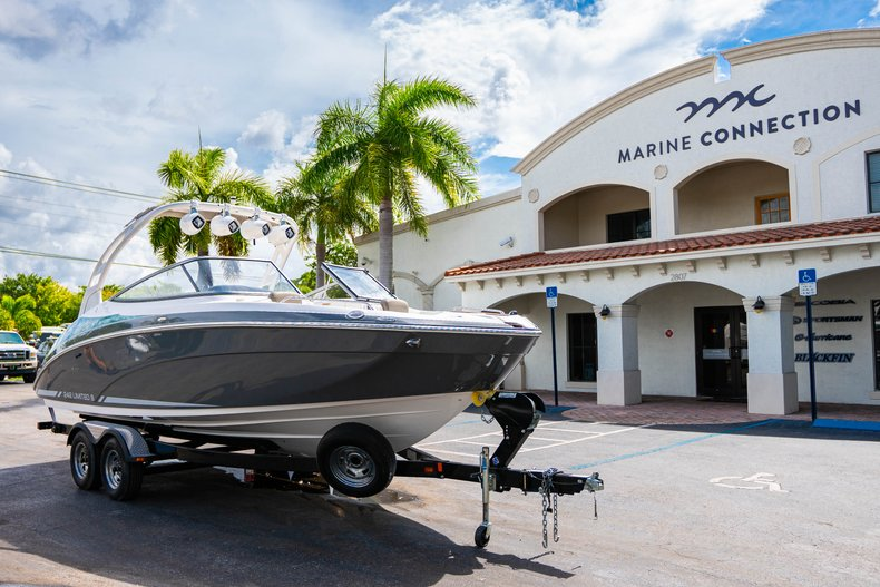Thumbnail 1 for Used 2015 Yamaha 242 Limited S boat for sale in West Palm Beach, FL