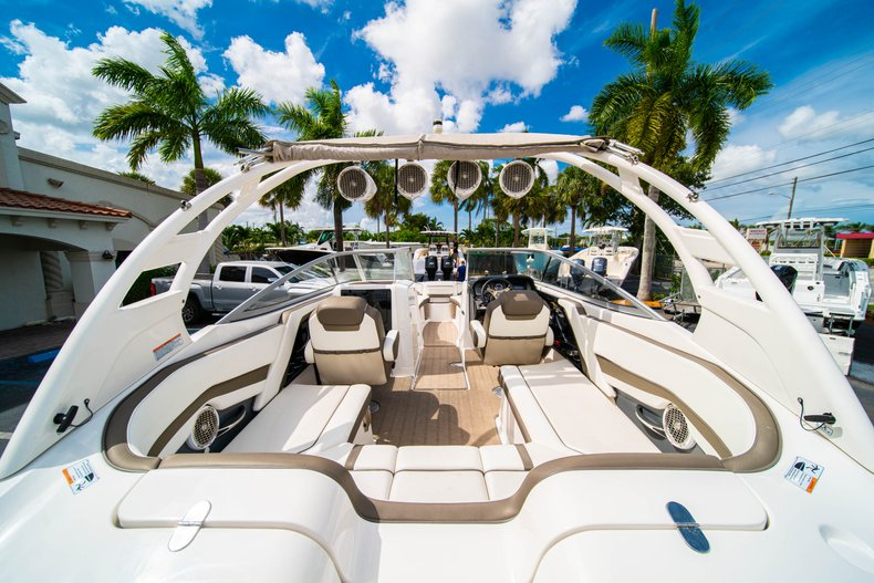 Thumbnail 11 for Used 2015 Yamaha 242 Limited S boat for sale in West Palm Beach, FL
