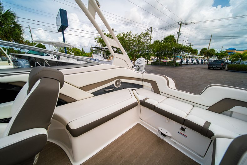 Thumbnail 15 for Used 2015 Yamaha 242 Limited S boat for sale in West Palm Beach, FL