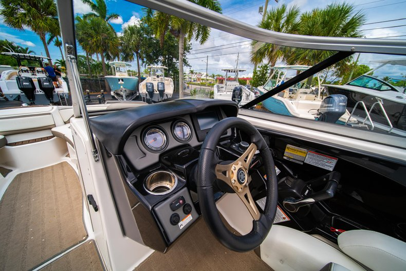 Thumbnail 22 for Used 2015 Yamaha 242 Limited S boat for sale in West Palm Beach, FL