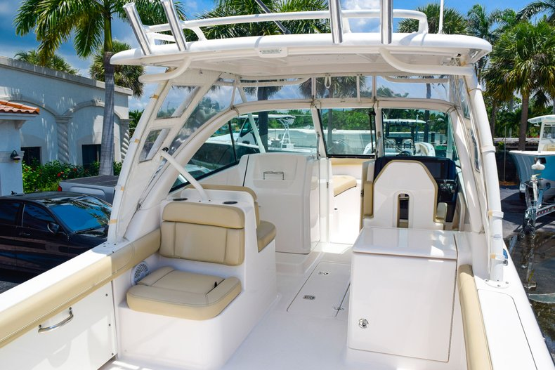 Thumbnail 8 for Used 2016 Pursuit DC 265 Dual Console boat for sale in West Palm Beach, FL