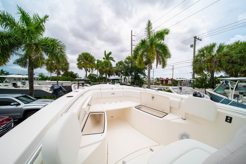 Thumbnail 42 for New 2019 Cobia 301 CC Center Console boat for sale in West Palm Beach, FL