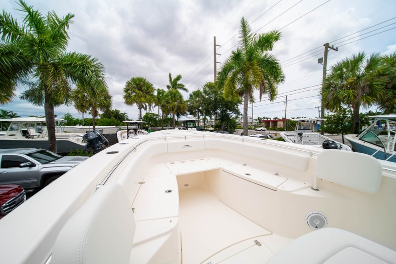 Thumbnail 41 for New 2019 Cobia 301 CC Center Console boat for sale in West Palm Beach, FL