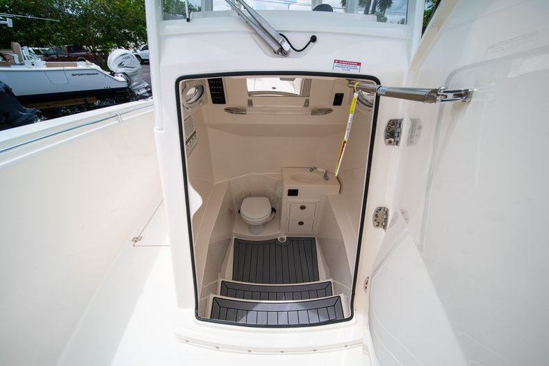 Thumbnail 48 for New 2019 Cobia 301 CC Center Console boat for sale in West Palm Beach, FL
