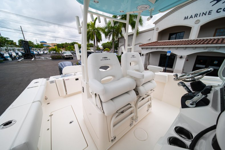 Thumbnail 31 for New 2019 Cobia 301 CC Center Console boat for sale in West Palm Beach, FL