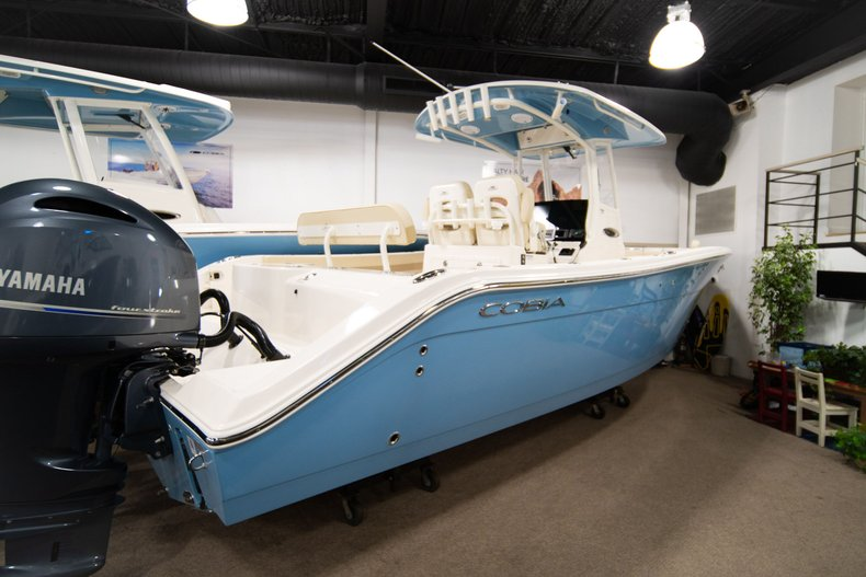 Thumbnail 1 for New 2020 Cobia 280 Center Console boat for sale in West Palm Beach, FL