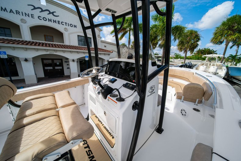 Thumbnail 20 for New 2020 Sportsman Heritage 231 Center Console boat for sale in West Palm Beach, FL