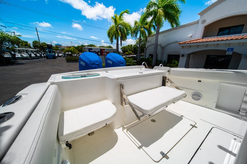 Thumbnail 12 for Used 2017 Bimini 269 Center Console boat for sale in West Palm Beach, FL