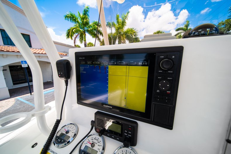 Thumbnail 24 for Used 2017 Bimini 269 Center Console boat for sale in West Palm Beach, FL