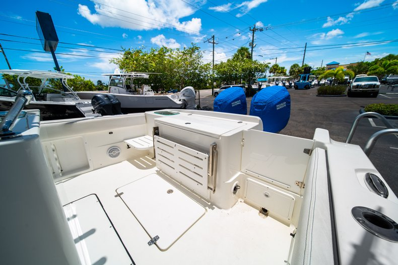 Thumbnail 9 for Used 2017 Bimini 269 Center Console boat for sale in West Palm Beach, FL