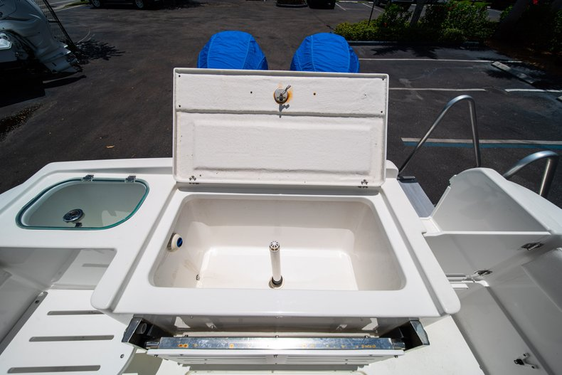 Thumbnail 14 for Used 2017 Bimini 269 Center Console boat for sale in West Palm Beach, FL