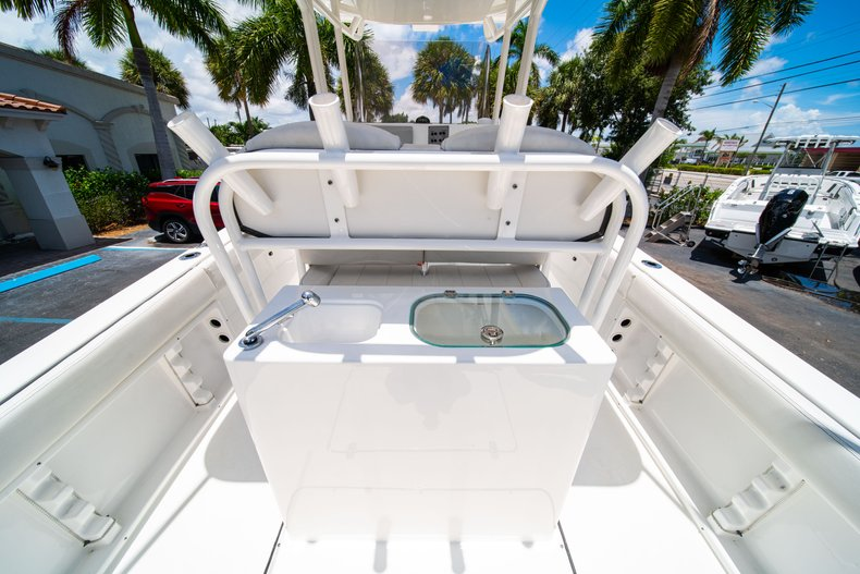 Thumbnail 22 for Used 2017 Bimini 269 Center Console boat for sale in West Palm Beach, FL