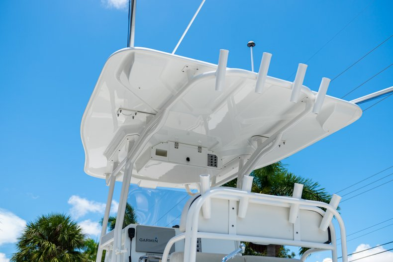 Thumbnail 8 for Used 2017 Bimini 269 Center Console boat for sale in West Palm Beach, FL