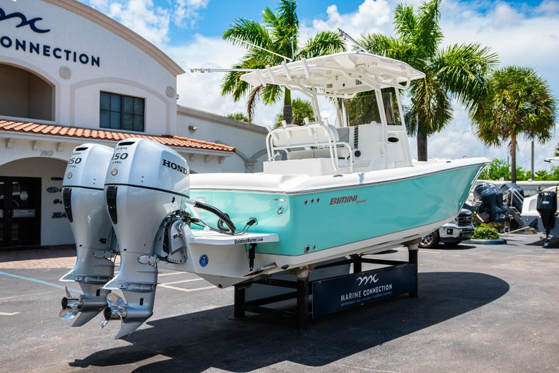 Thumbnail 7 for Used 2017 Bimini 269 Center Console boat for sale in West Palm Beach, FL