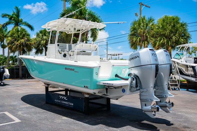 Thumbnail 5 for Used 2017 Bimini 269 Center Console boat for sale in West Palm Beach, FL