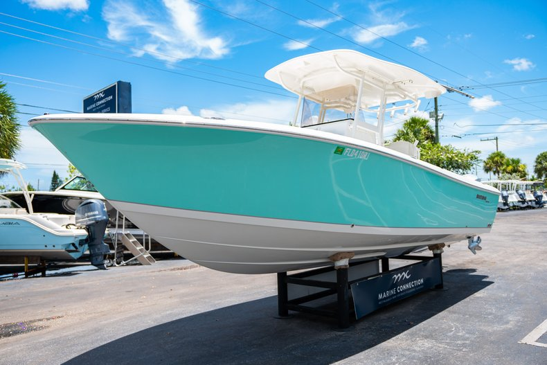 Thumbnail 3 for Used 2017 Bimini 269 Center Console boat for sale in West Palm Beach, FL